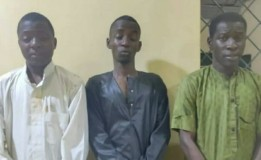 Police Arrest Three Suspected Kidnappers In Kano